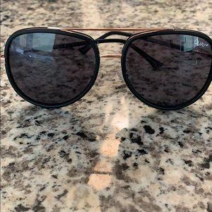 Quay Australia Needing Fame Sunglasses